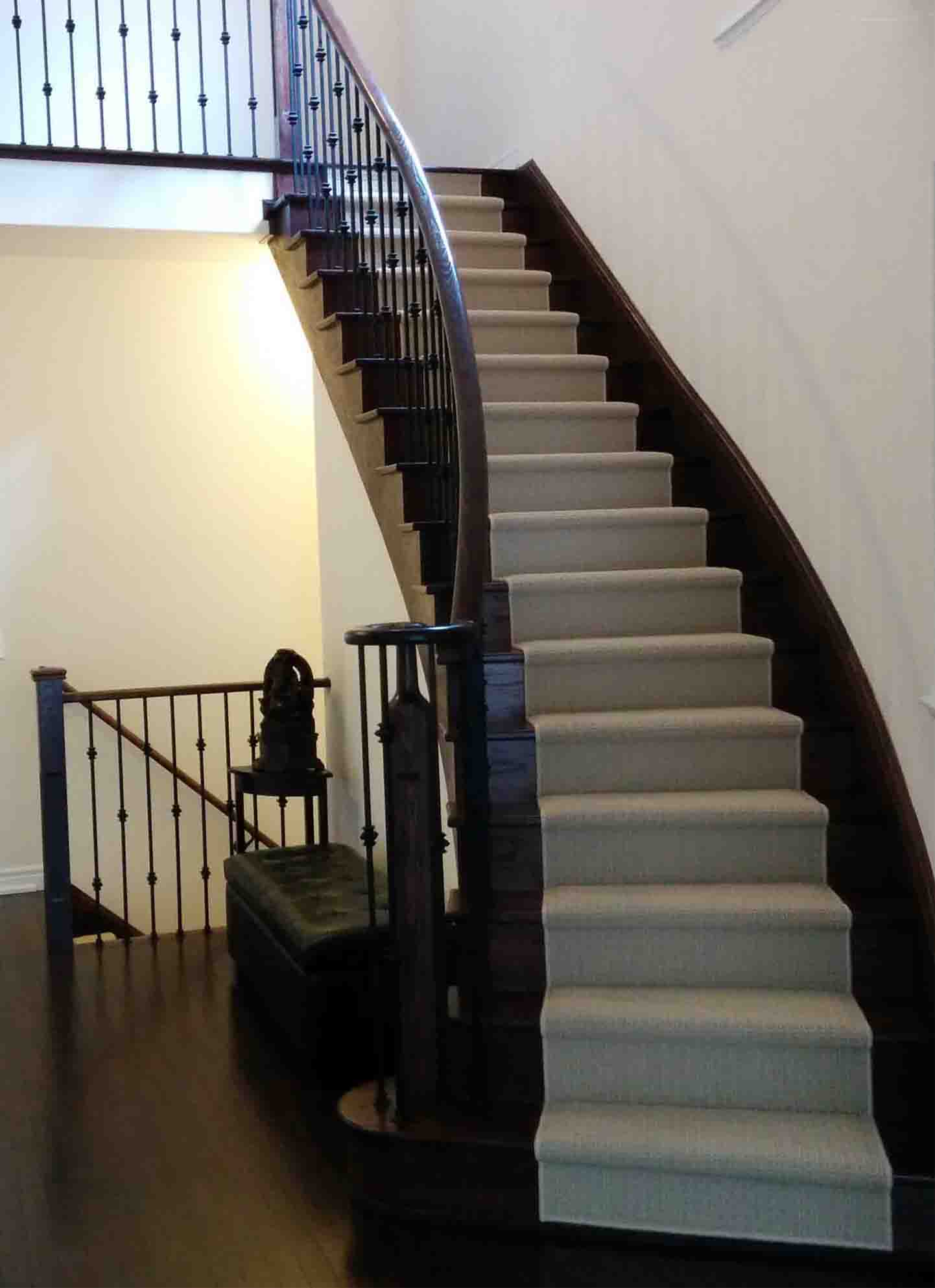 25 Best Ideas About Carpet Stair Runners On Pinterest: Carpet Runner For Stairs Over Carpet