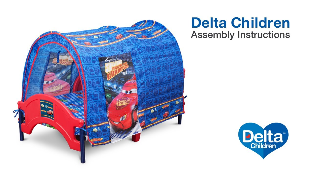 Enhance The Comfort Of Your Child With Delta Cars Toddler