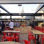 Eataly rooftop beer garden