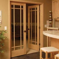 Elegant interior french doors – favorite for house owners around the globe