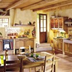Give a decent look to your kitchen – 21 amazing French country kitchen cabinets design ideas