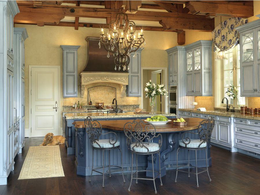 20 elements of French country kitchen design 2019