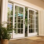 Small French Exterior Doors for Home Design: Ideas, Pictures