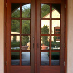 French Exterior Doors Installation Ideas