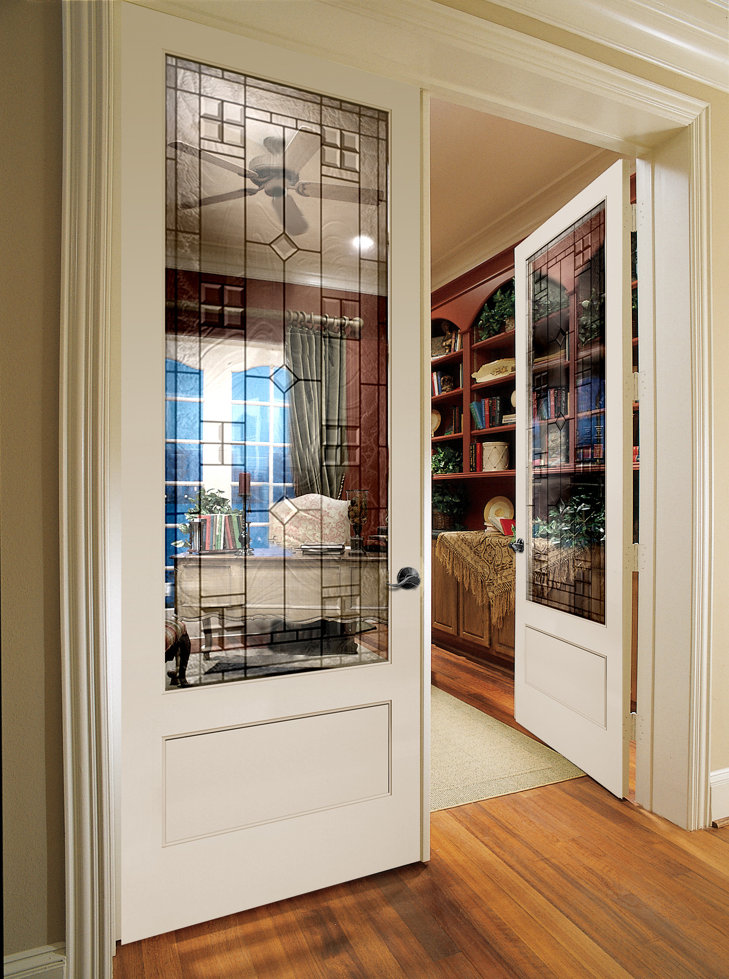 20 adventiges of French doors interior design