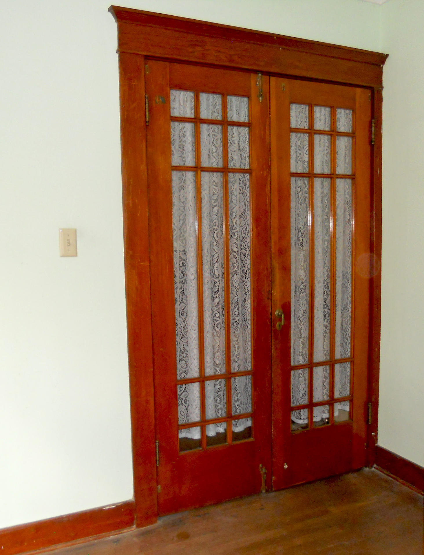 French Doors Interior Frosted Glass An Ideal Material