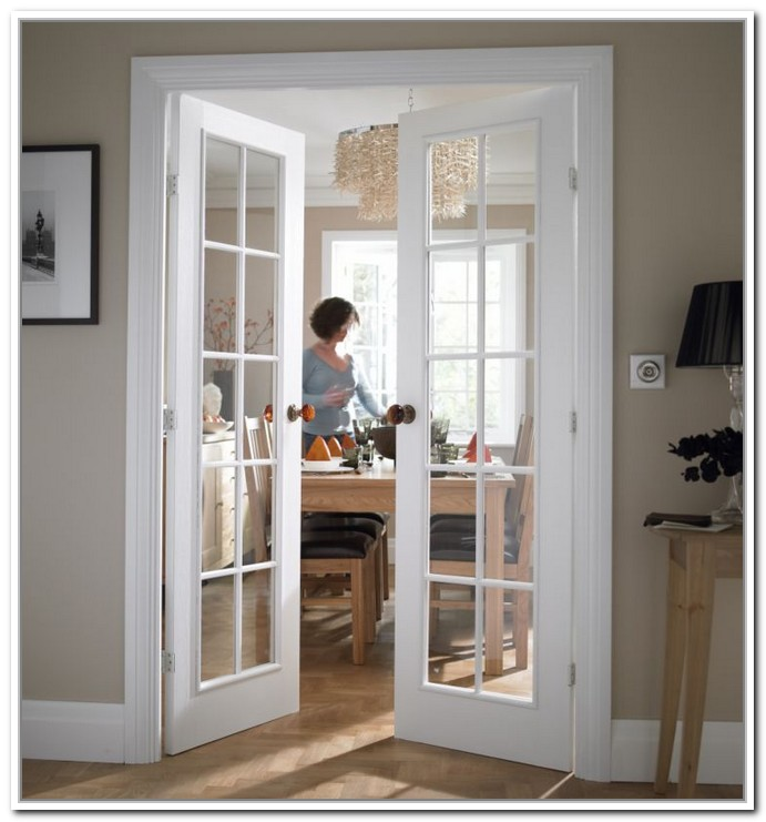 10 French White Interior Doors – Beautiful and Breath-Taking Photos
