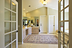 Interior french doors without glass – 16 ways to give a classic and elegant aura to your home interior