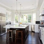Kitchen white cabinets dark wood floors – 20 tips for buyers