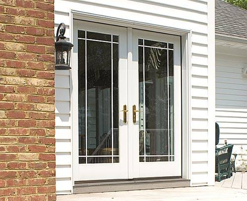 Lowes double french doors exterior – 10 reasons to install