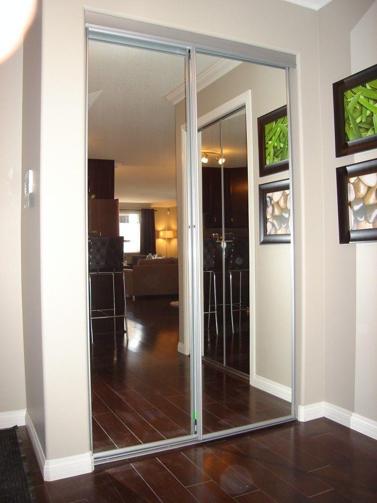10 Ways to Makeover Your Mirrored closet doors