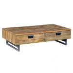 The Missing Piece – Modern coffee table drawers
