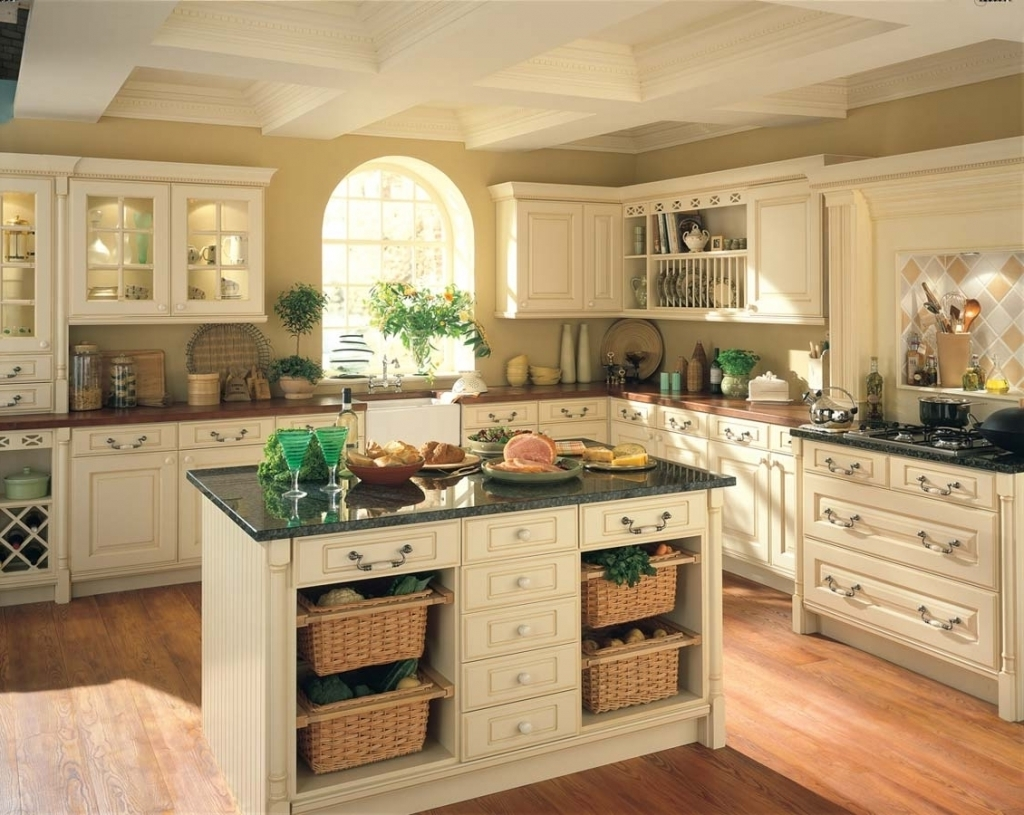Modern kitchen accessory Timber Accents The Capacity To Fit The Accessories Inside Your Drawers And Cabinets Single Element Can Affect Durability Cleaning And Work And That Is The Material Houseideasorg Top 10 Modern Country Kitchen Accessories Of 2018 Interior