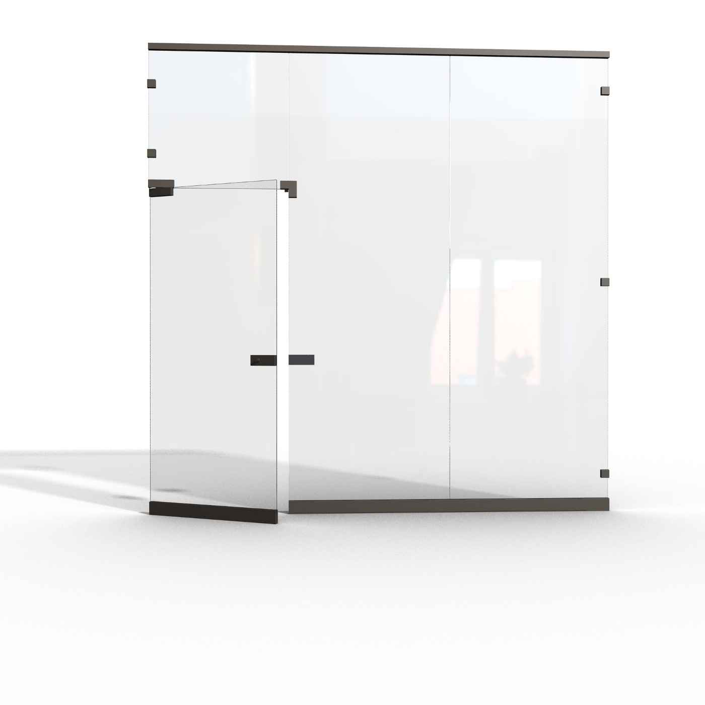 Making your working space unique and enjoyable with office cubicle glass walls