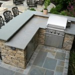 Outdoor bar grill designs – 17 reasons, why it's comfortable for cooking and dining