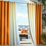 Stylish Outdoor Curtains at Ikea – 10 Photos