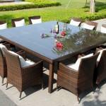 How to Find the Perfect Outdoor dining sets for 12