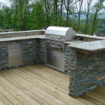 Reasons to make Outdoor kitchen on deck
