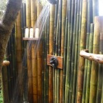 Outdoor shower bamboo – Foot Washing And Other Features