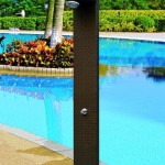 Things to consider before installing Outdoor shower for pool