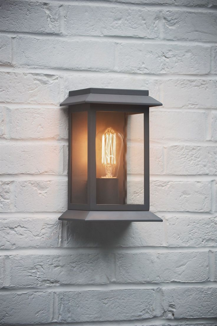 Impressive Outdoor Wall Lights With Built In Outlet Ideas