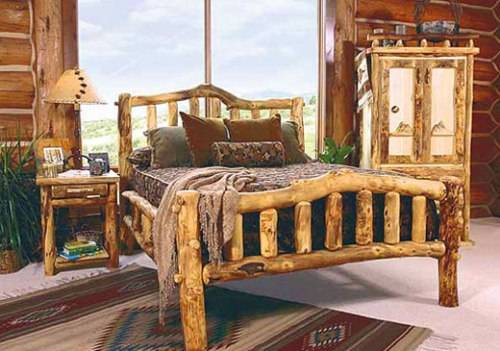 Rustic bedroom furniture for kids – 50 ways to enhance the fun for your kids