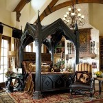 Victorian gothic bedroom furniture – purchase all the pieces to make up a set separately
