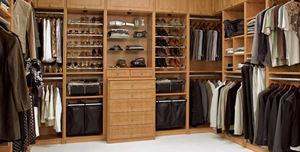Walk in closet designs for a master bedroom – A Unique Closet within your Master Bedroom