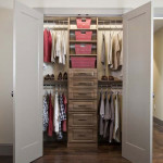 Walk in closet small bedroom – few things to signify luxurious living