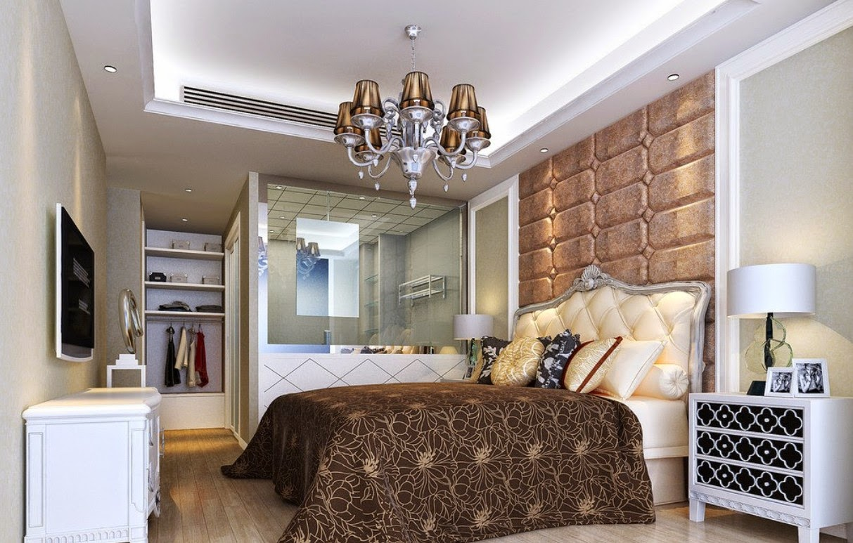 Walk in closet designs for a master bedroom - A Unique ...