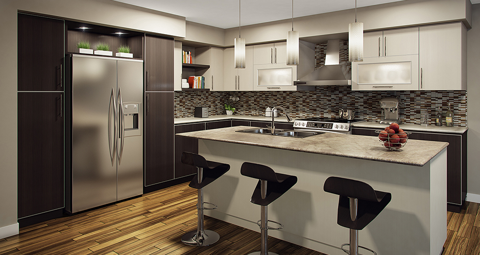 Making the urban kitchen an inviting space   Top 10 Urban ...