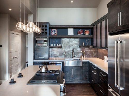 Inspiring urban kitchen design also amazing urban kitchen design home design ideas - Interior Design Ideas