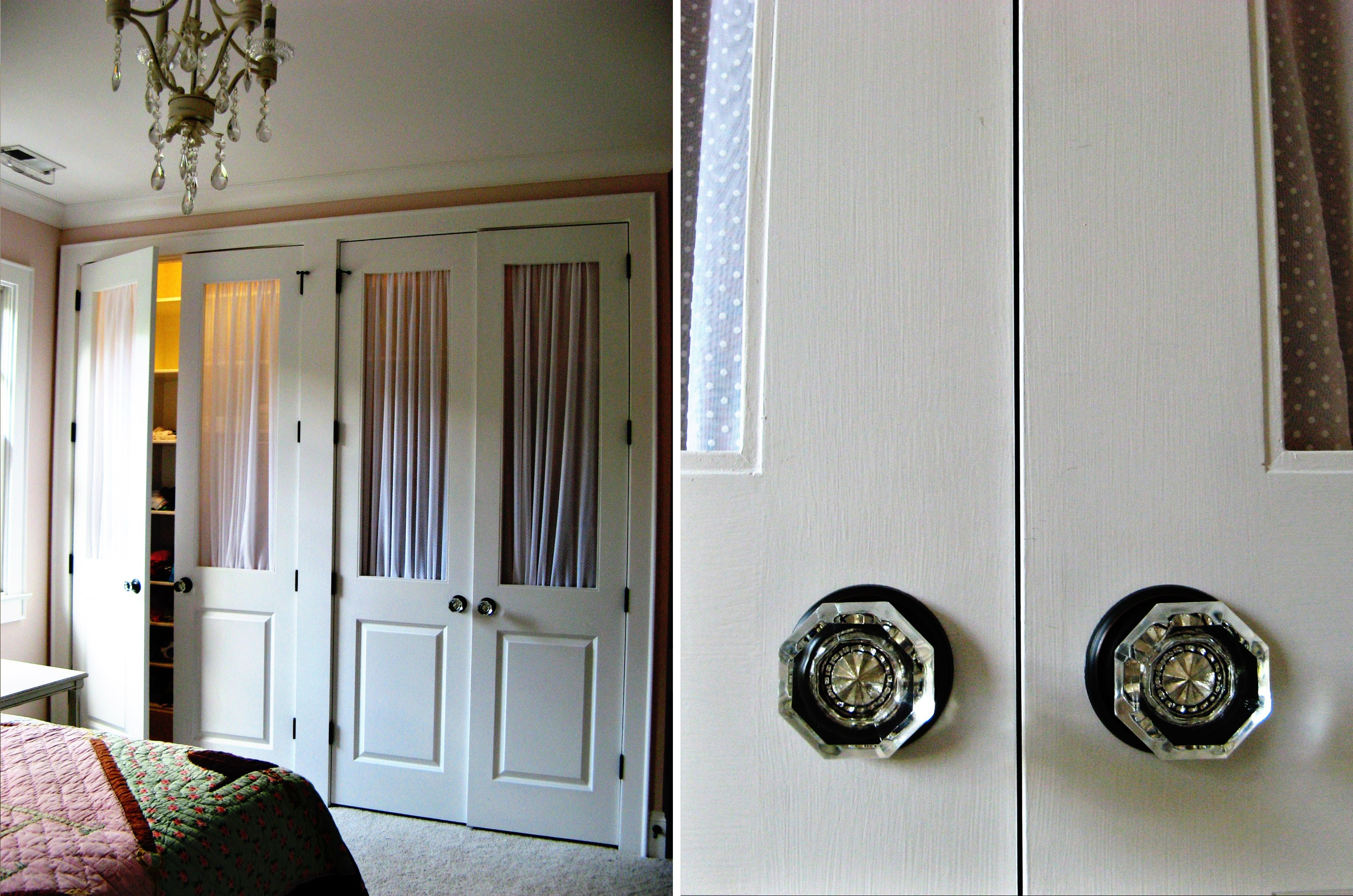 French doors interior bifold - give your home the best entrance  Home Decorating Ideas