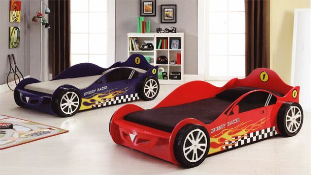 Choosing Race Car Toddler Bed for Your Little Treasure