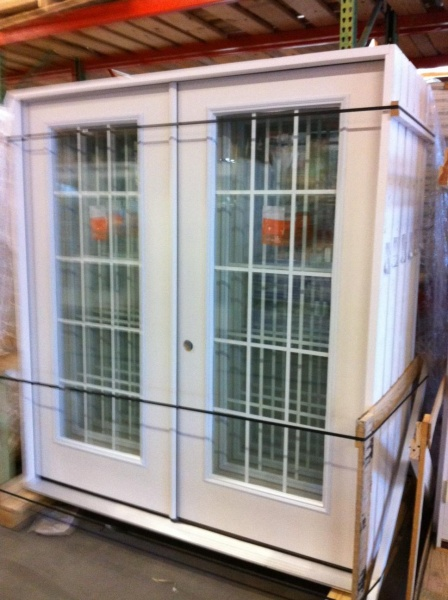 5 Foot Exterior French Doors Photo 6