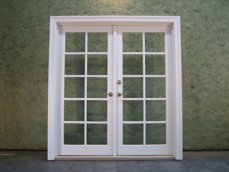 6 foot exterior french doors photo - 1