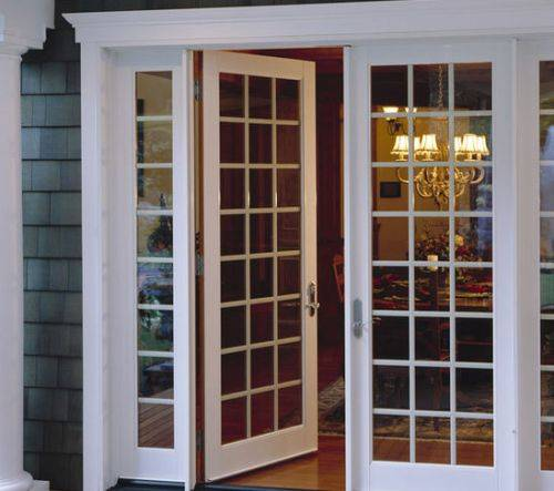 8 foot french doors exterior photo - 2
