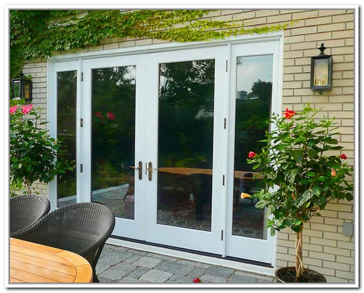 8 foot french doors exterior photo - 3
