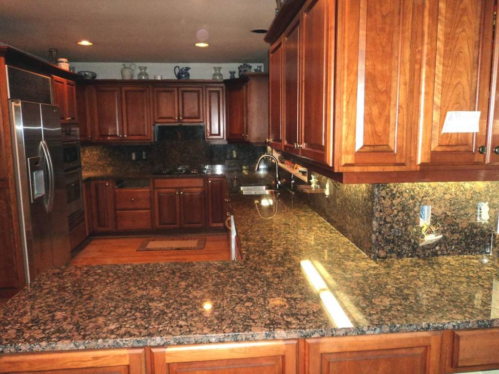 Baltic Brown Granite Countertops photo - 6
