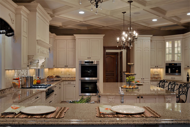 Elegant Kitchen Design photo - 6