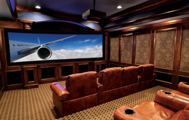 Home Theater Design photo - 1