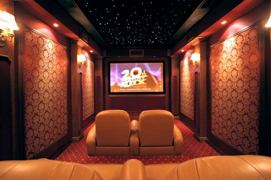 Home Theater Design photo - 3