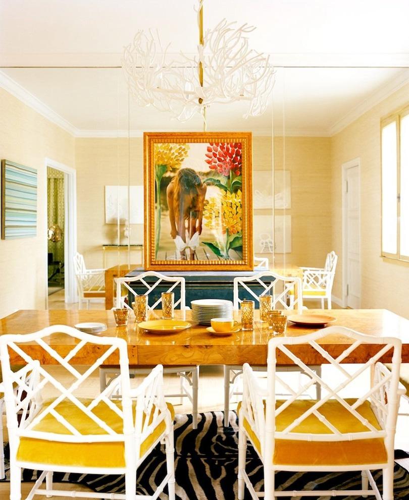 Yellow Dining Room photo - 5