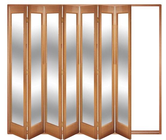 accordion folding doors photo - 5
