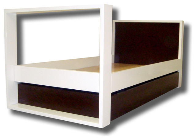 affordable modern twin beds for kids photo - 4