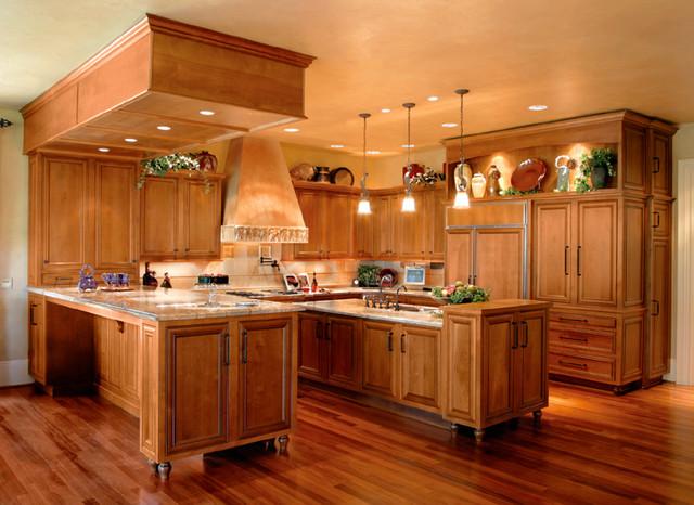 alder kitchen cabinet stains photo - 4