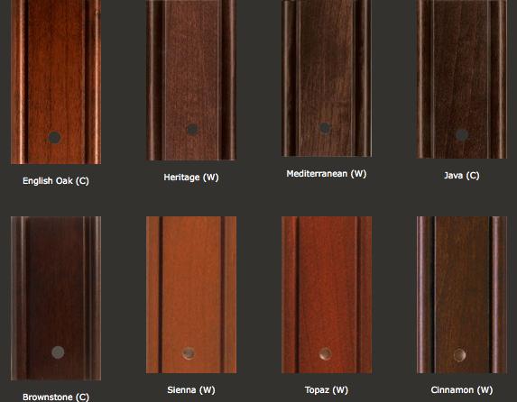 alder kitchen cabinet stains photo - 6