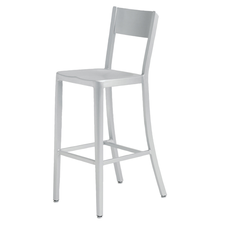 aluminum bar stools photo - 1