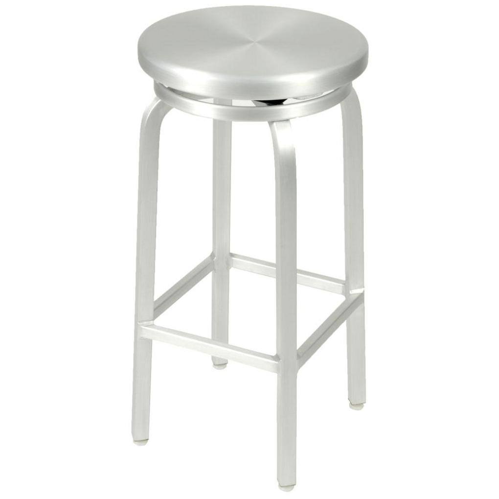 aluminum bar stools photo - 2
