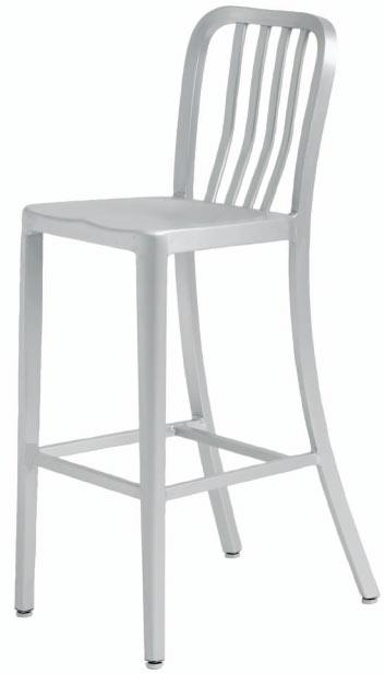 aluminum bar stools photo - 3